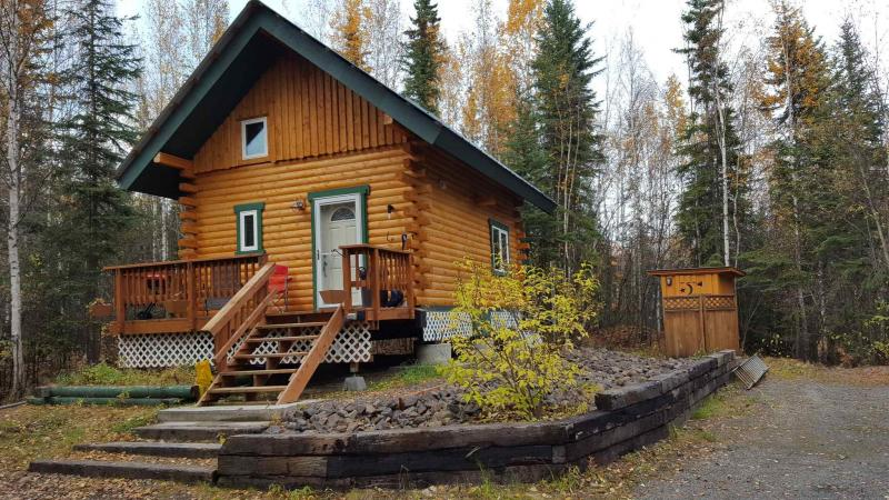 lake a cabin cabins primrose holiday rentals real kenai alaska fern nabesna the rental in at